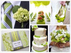Designed By M.E. Stationery {The Blog}: Spring 2013 Wedding Color - Tender Shoots (Pantone 14-0446)