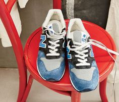 J.Crew unisex New Balance® for J.Crew 996 sneakers. To pre-order, call 800 261 7422 or email verypersonalstylist@jcrew.com.