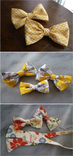 Wedding Bow Ties