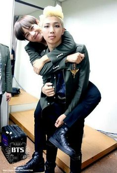 Rapmonster just waiting for him to get off not enjoying at all