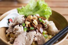 Bak Chor Mee (肉脞面) is a uniquely Singaporean dish that represents our love for pork! Honestly, it uses so many parts of a pig,…