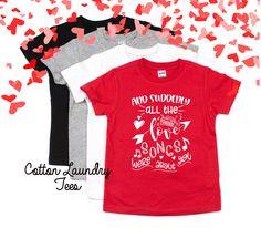 I Love Chickens Childrens Girls Short Sleeve Ruffles Shirt Tee for 2-6 Toddlers