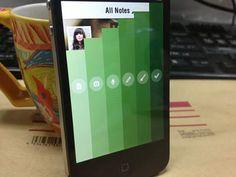 cool~ #Flat #UI Mobile App Menu
