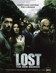 LOST - one of the best character-driven/acted shows on TV... just skip the last 45 minutes, make something up in your head, and you're good to go.