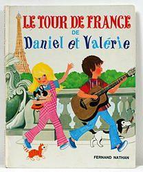 Le tour de France de Daniel et Valérie, 1977