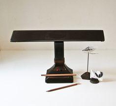 Netmasculine Lamps : Mid Century Modern Desk Lamp Industrial Office Decor by BeeJayKay, $45 ...