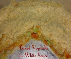 This recipe is dedicated to the joy of simplicity. Vegetables soaked in a basic white Italian sauce and baked in the oven. A perfect low-carb weeknight dinner!This is one of the favorite dinners at home and I love it especially because it is quick to make and super healthy too.Ingredients:1 tablespoon salted butter1 tablespoon maida2 cups milk1 tablespoon grated cheesePepper Powder (freshly roasted and ground) - As requiredSalt - As required1 cup mixed vegetables :Mushroom, Baby Corn…