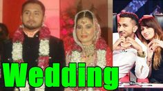 Honey Singh's Wife & Wedding Pics