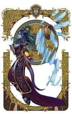 mage,dranei,alli,world of warcraft