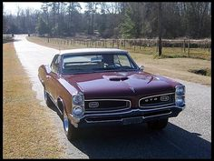 1966 Pontiac GTO Convertible 389 CI, 4-Speed
