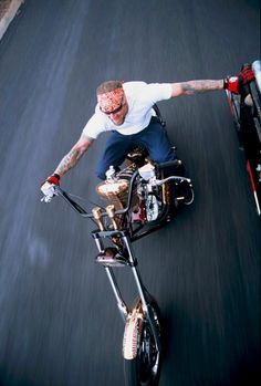 Jesse James is the shit, can't wait to build bikes like him