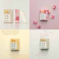 undefined Tea Packaging, Print Packaging, Underwear Packaging, Milk Brands, Cosmetic Labels, Bottle Design, Packaging Design Inspiration, Branding Design, Graphic Design