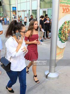 Mackenzie Ziegler is seen on July 11, 2017 in Los Angeles, California.