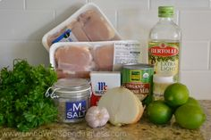 Coconut Lime Chicken 1