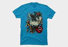 Dead Bird ! T Shirt By NLKart Design By Humans