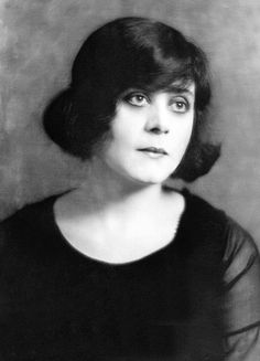 "kittypackards: "" Theda Bara, portrait still for the Broadway play The Blue Flame. 1920 """