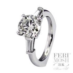 Global Wealth Trade Corporation - FERI Designer Lines Quality Diamonds, Exclusive Collection, Design Development, Cute Jewelry, Girls Best Friend, Illusion, Diamond Jewelry, White Gold, Display