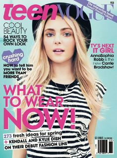 annasophia robb teen vogue cover 2013