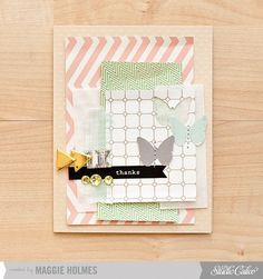 Blog post with lots of studio calico cards made by Maggie Holmes