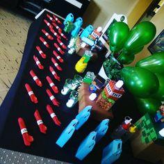 #pachanga #minecraft #party #birthday