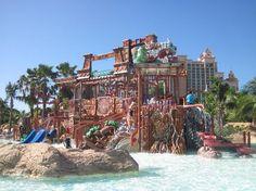 Hotel Atlantis, Bahamas ~ Coral Towers: Kids Water Park!