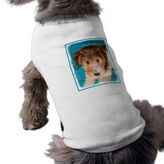 #Wire Fox Terrier Puppy Tee - #puppy #dog #dogs #pet #pets #cute #doggie #doggieshirt