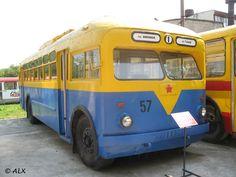Нижний Новгород, троллейбус МТБ-82Д № 57