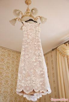 Свадебное платье - ирландка - Страна Мам