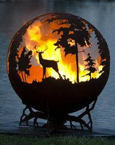Is Fall the Best Time to Install a Patio Fire Pit?  Click on the pin to read more.