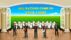 Magnificent Praise and Worship | Chinese Choir of the Church of Almighty...