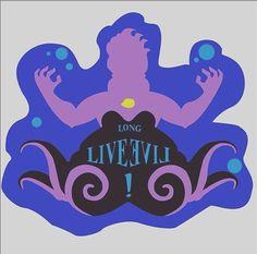 Ursula | LLE | Descendants 2 | : Unknown