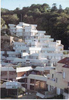 Architectures de cartes postales: Jean Renaudie : le modèle