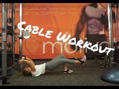 Back At It!! | Complete Cable Workout - YouTube