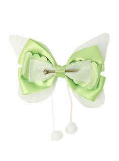 Disney Peter Pan Tinker Bell Cosplay Hair Bow $8.50