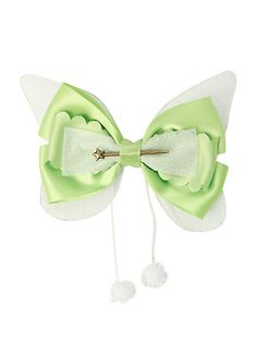 Disney Peter Pan Tinker Bell Cosplay Hair Bow | Hot Topic 6.80