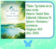 """Ficha: """"la bahía de la luna verde"""", Isabel Beto"""