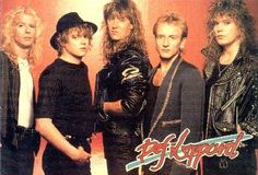 Def Leppard | Publish with Glogster!