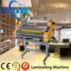Check out this product on Alibaba.com APP SIGO 6512 best quality large format 650mm laminating machine