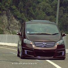 Honda Odyssey Minivan Van Hot Rod Rods Tuning Lowrider 1000HP H