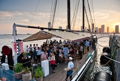 8 Boats to Drink on in NYC This Summer