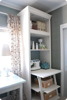 Home Office Makeover: The envy of home offices everywhere!  By: The Office Stylist