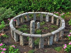 Build Your Own Stonehenge Perfect for Fairy Gardens  http://recycledawblog.blogspot.com/2012/12/build-your-own-stonehenge.html  --   one of The most Mysterious and Romantic Ancient Ruins Stonehenge one of the Greatest and Oldest man made Ruins known to man