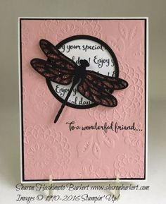 Dragonfly Dreams stamp set http://www.shaonburkert.com