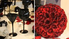 Inspiration: Red and Black - Planning - Project Wedding Forums