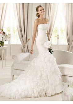 2013 wedding dresses | Amazing Mermaid Wedding Dresses 2013 - Fashion Diva Design