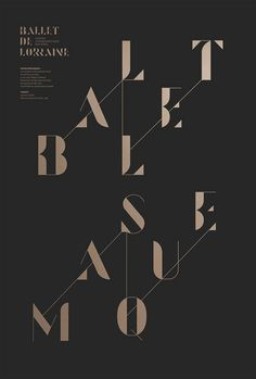 Typographies - Lorraine - Les Graphiquants