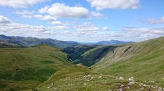 Overlooking Borrowdale Valley UK [OC] [3840 x 2160]
