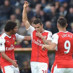 Coquelin's injury paves way for Xhaka but how will that change Arsenal?
