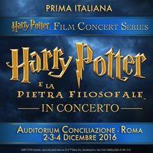 Harry Potter in Concert - Roma Film Fantasy, Auditorium, Harry Potter, Theater