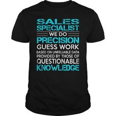 Awesome Tee For Sales SpecialistSales Specialist T Shirts, Hoodie Sweatshirts